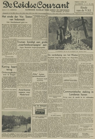Leidse Courant 1950-04-21
