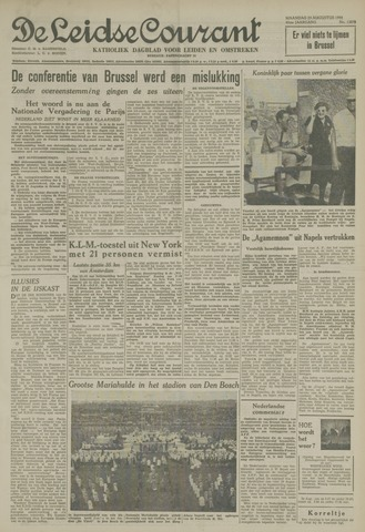 Leidse Courant 1954-08-23