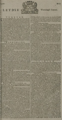 Leydse Courant 1727-06-04