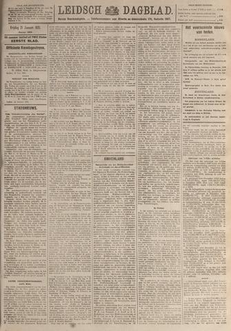 Leidsch Dagblad 1921-01-21