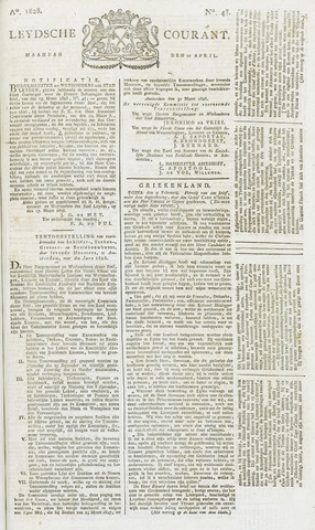 Leydse Courant 1828-04-21