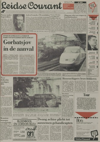 Leidse Courant 1989-07-03