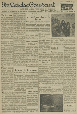 Leidse Courant 1950-12-30