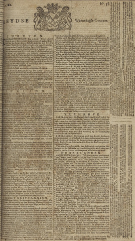 Leydse Courant 1760-05-14