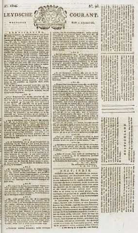 Leydse Courant 1824-08-11