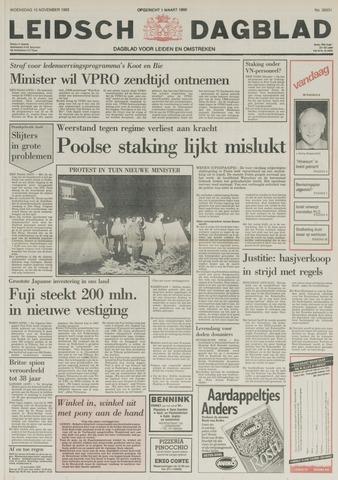 Leidsch Dagblad 1982-11-10