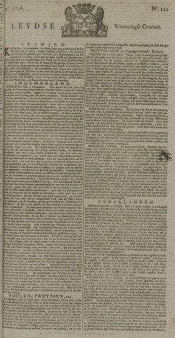 Leydse Courant 1736-10-10