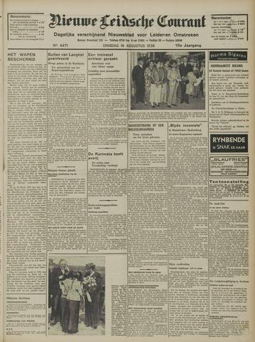 Nieuwe Leidsche Courant 1938-08-16