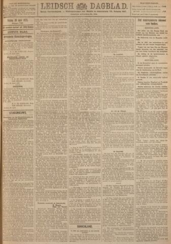 Leidsch Dagblad 1923-04-20