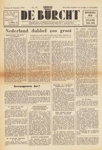 De Burcht 1945-08-24