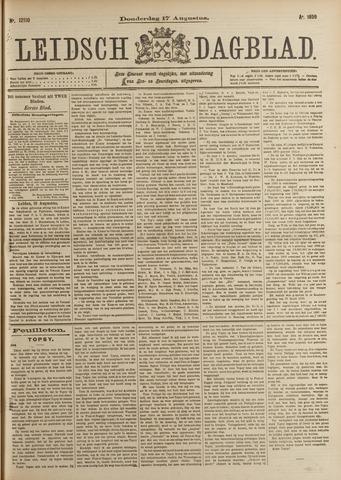 Leidsch Dagblad 1899-08-17