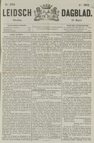 Leidsch Dagblad 1869-03-16