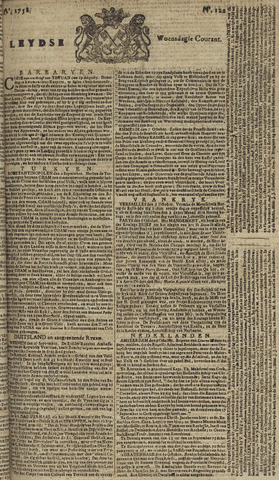 Leydse Courant 1758-10-11