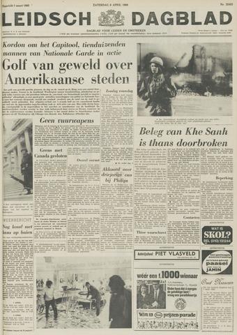Leidsch Dagblad 1968-04-06