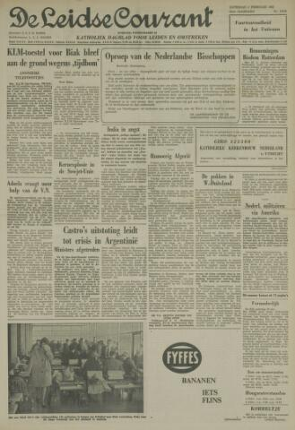 Leidse Courant 1962-02-03