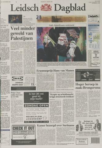 Leidsch Dagblad 2000-11-04