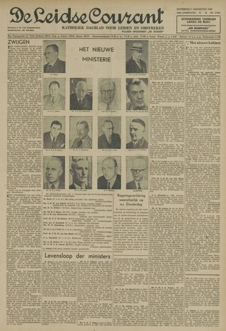Leidse Courant 1948-08-07