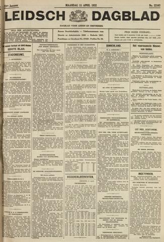 Leidsch Dagblad 1932-04-11