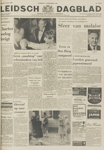 Leidsch Dagblad 1966-09-17
