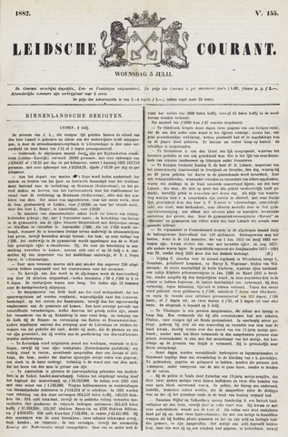 Leydse Courant 1882-07-05