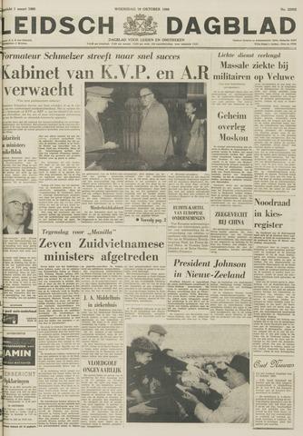 Leidsch Dagblad 1966-10-19