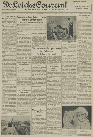 Leidse Courant 1948-10-19