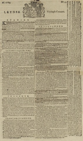 Leydse Courant 1763-03-04