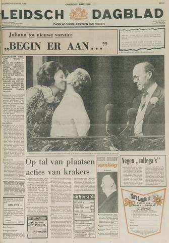 Leidsch Dagblad 1980-04-30