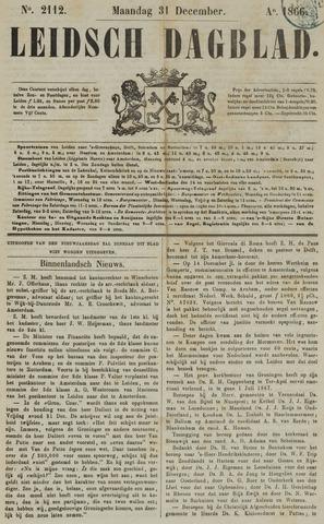 Leidsch Dagblad 1866-12-31