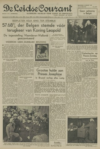 Leidse Courant 1950-03-13