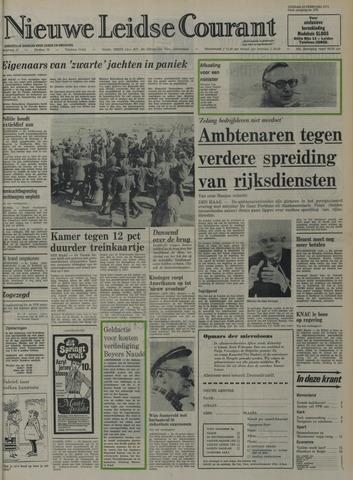 Nieuwe Leidsche Courant 1974-02-22