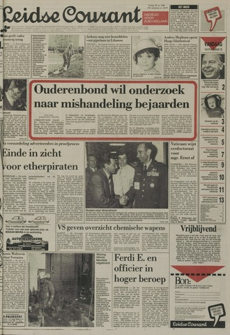 Leidse Courant 1988-07-29