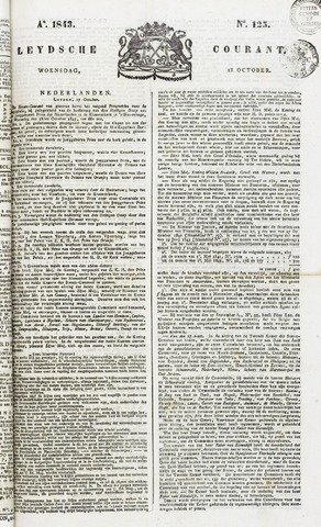 Leydse Courant 1843-10-18