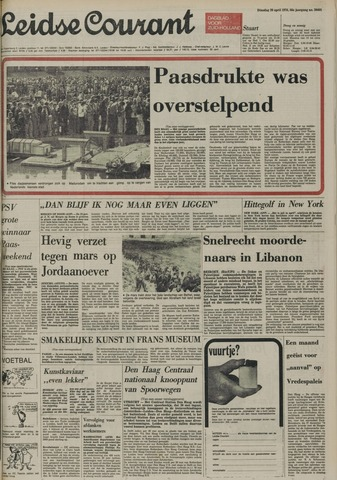 Leidse Courant 1976-04-20