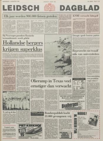 Leidsch Dagblad 1990-08-01