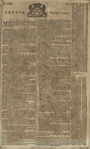 Leydse Courant 1754-04-22
