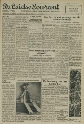 Leidse Courant 1952-07-31