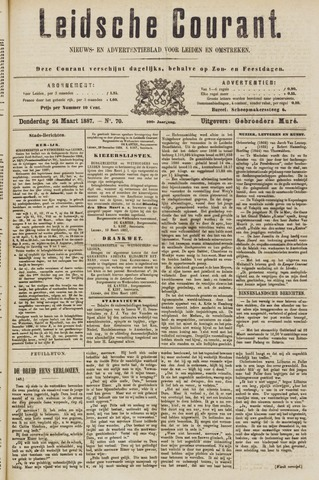 Leydse Courant 1887-03-24
