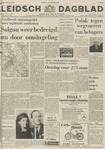 Leidsch Dagblad 1968-02-23