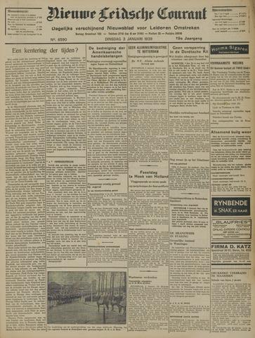 Nieuwe Leidsche Courant 1939-01-03