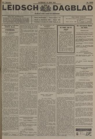 Leidsch Dagblad 1935-06-15