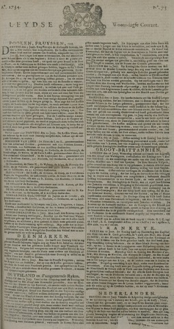 Leydse Courant 1734-06-23