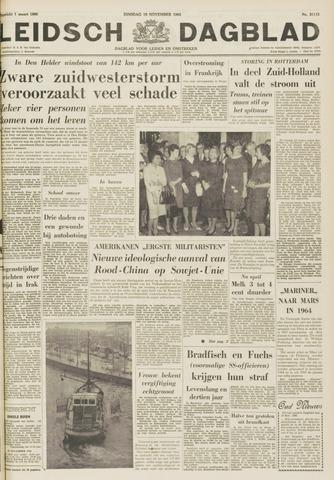 Leidsch Dagblad 1963-11-19
