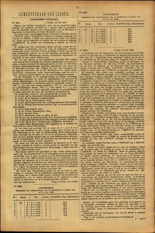 Handelingen van de Raad 1895-07-18