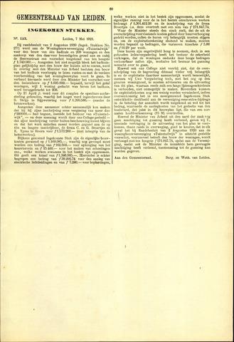 Handelingen van de Raad 1921-05-07