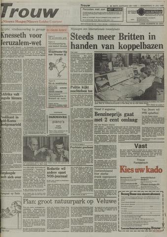 Nieuwe Leidsche Courant 1980-07-31