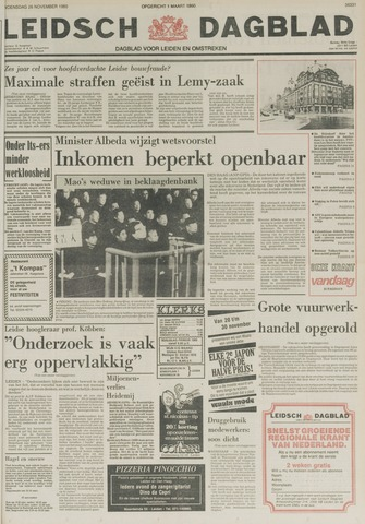 Leidsch Dagblad 1980-11-26