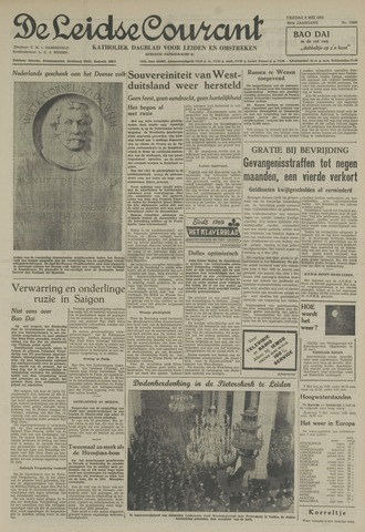 Leidse Courant 1955-05-06