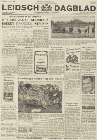 Leidsch Dagblad 1959-10-30