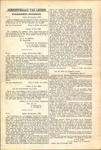 Handelingen van de Raad 1909-12-24